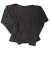USED Normakamali Women's Top X-Large Black