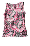 USED International Concepts Women's Top Medium Multi-Color