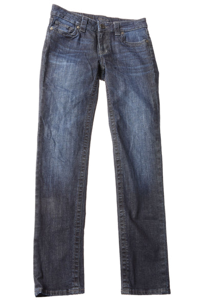 USED Liverpool Jeans Company Women's Jeans 8 Blue