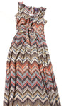 USED NYDJ Women's Dress 2 Multi-Color