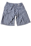USED The Children's Place Boy's Shorts 14 Blue