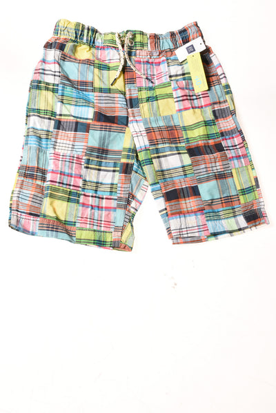 NEW Gap Kids Boy's Swimwear X-Large Multi-Color
