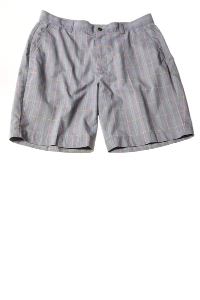 USED Cutter & Buck Men's Shorts 36 Gray
