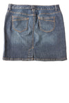 USED  Tommy Hilfiger Women's Skirt 12 Blue