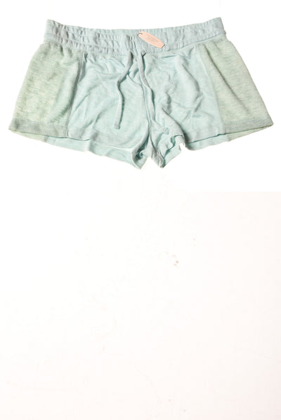 NEW  Victoria's Secret Women's Sleepwear Shorts Medium Green