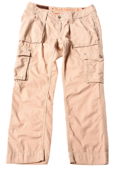 USED  Rock Revival Women's Pants 28 Tan
