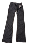NEW  7 For All ManKind Women's Jeans 25 Dark Blue