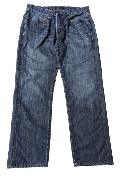 USED Lucky Brand Men's Jeans 31x30 Blue