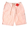 NEW Gloria Vanderbilt Women's Shorts 12 Pink
