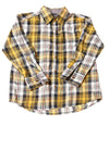 USED Nautica Boy's Shirt 8 Multi-Color