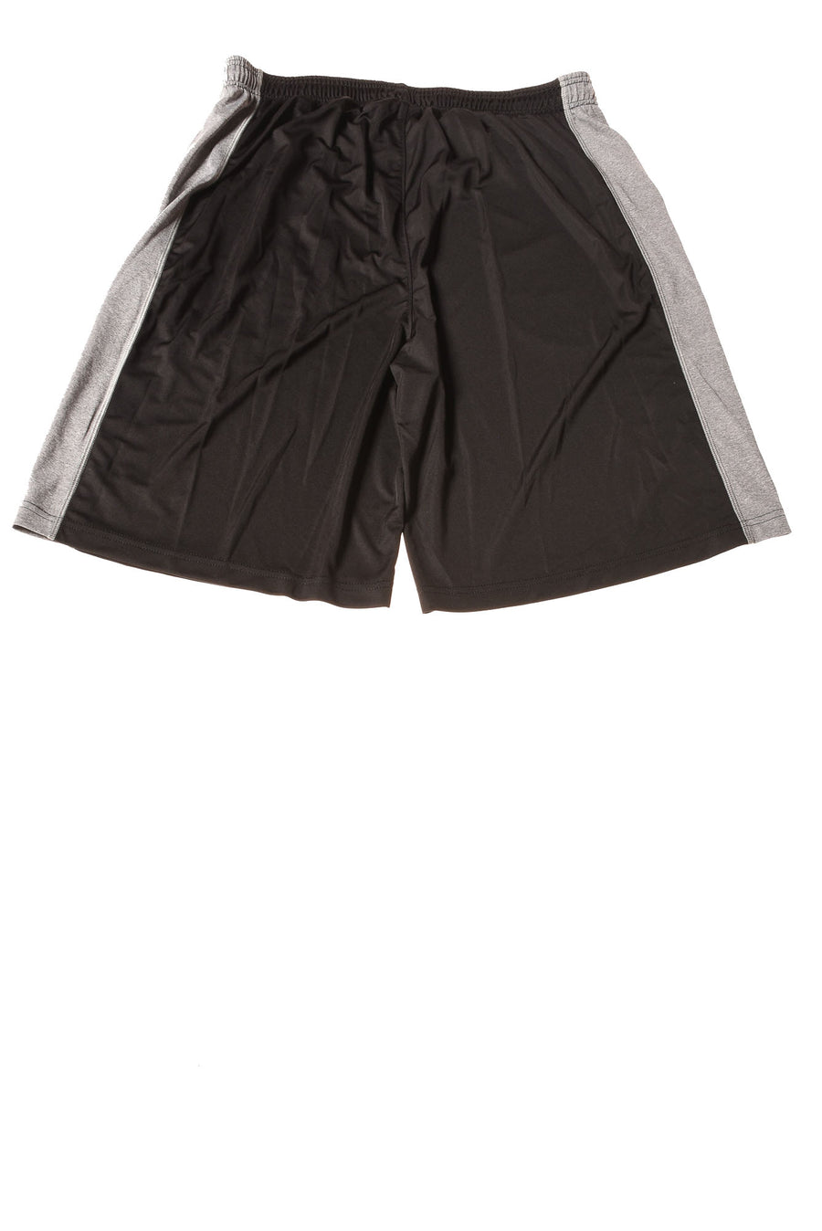 USED Puma Men's Shorts X-Large Black & Gray