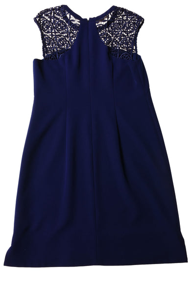 USED Muse Women's Dress 6 Blue