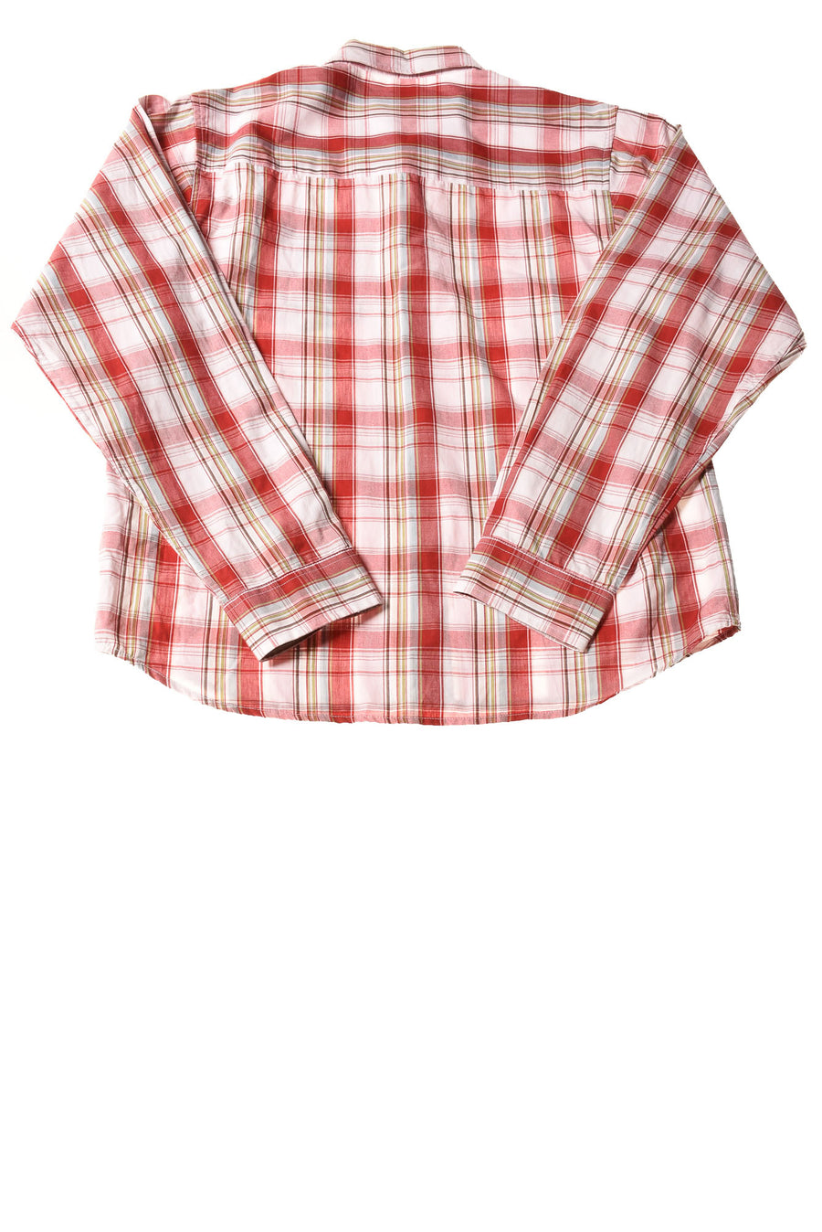 USED Urban Pipeline Boy's Shirt X-Large Spicey Red