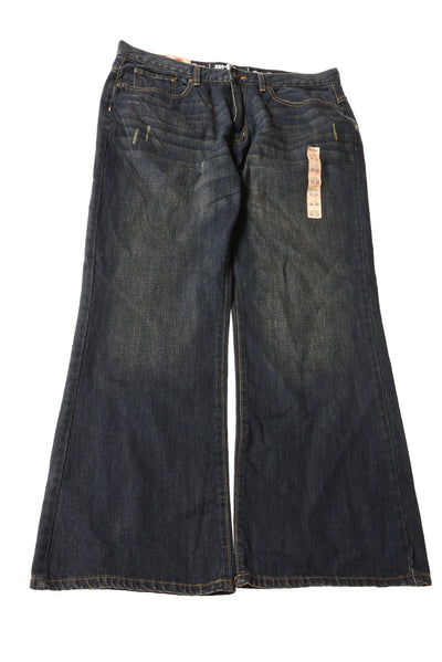 NEW Urban Pipeline Men's Jeans 36x32 Dark Blast