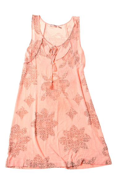 USED Juicy Couture Women's Nightgown Small Multi-Color