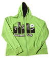 USED Mountain Dew Men's Jacket X-Large Green