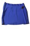 NEW Eloqull Women's Skirt 22 Blue