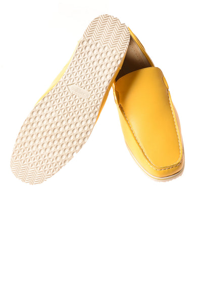 USED Stacy Adams Men's Shoes 11.5 Yellow