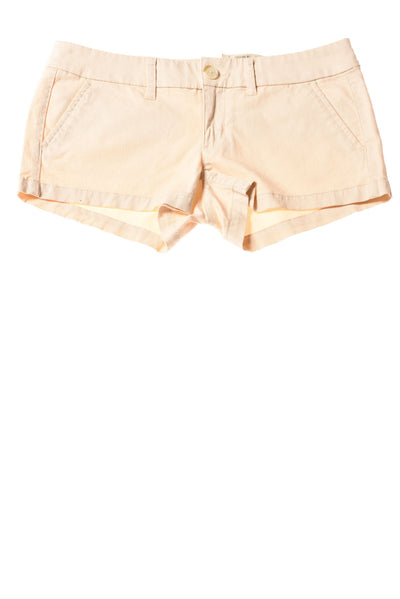 NEW American Eagle Women's Shorts 4 Tan