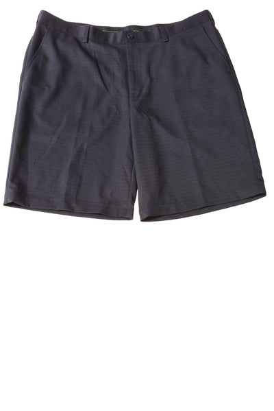 USED IZOD Golf Men's Shorts 38 Navy