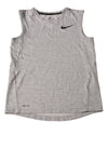 USED Nike Boy's Shirt Large Gray