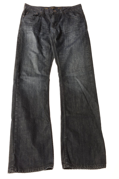 USED Helix Men's Jeans 32x34 Blue