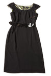 NEW Tahari Women's Dress 10 Black