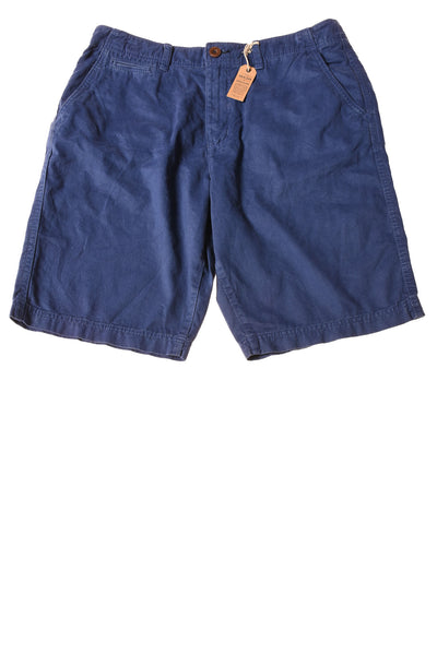 NEW American Eagle Men's Shorts 34 Blue