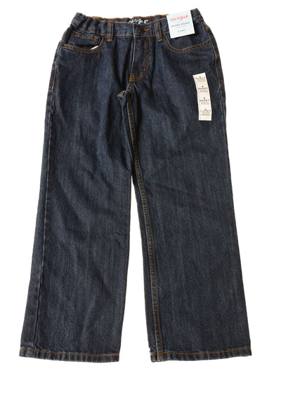 NEW Cat & Jack Boy's Jeans 8 Blue