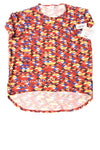 NEW Lula Roe Women's Top XX-Small Multi-Color /Print