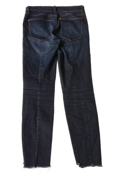 USED Gap Women's Jeans W30 Blue