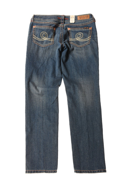 NEW Seven Women's Jeans 12 Blue