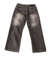 USED Akademiks Boy's Jeans 8 Black