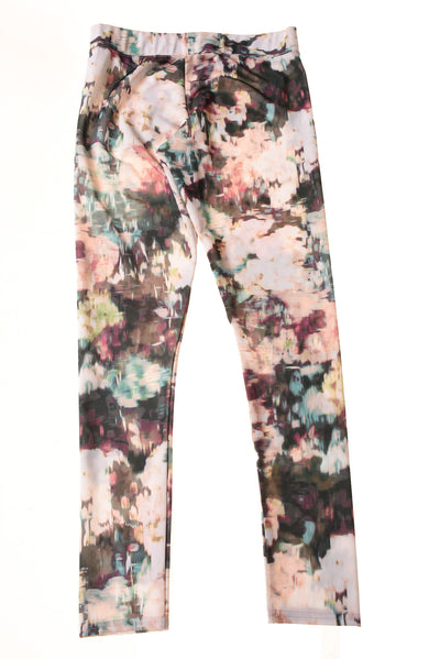 USED American Eagle Women's Pants Small Multi-Print
