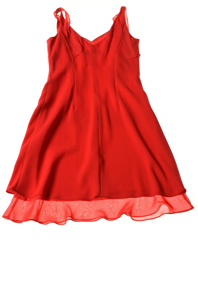 NEW Evan Picone Women's Dress 6 Red