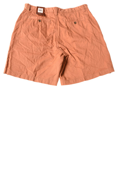 NEW Sonoma Men's Shorts 32 Orange Juice