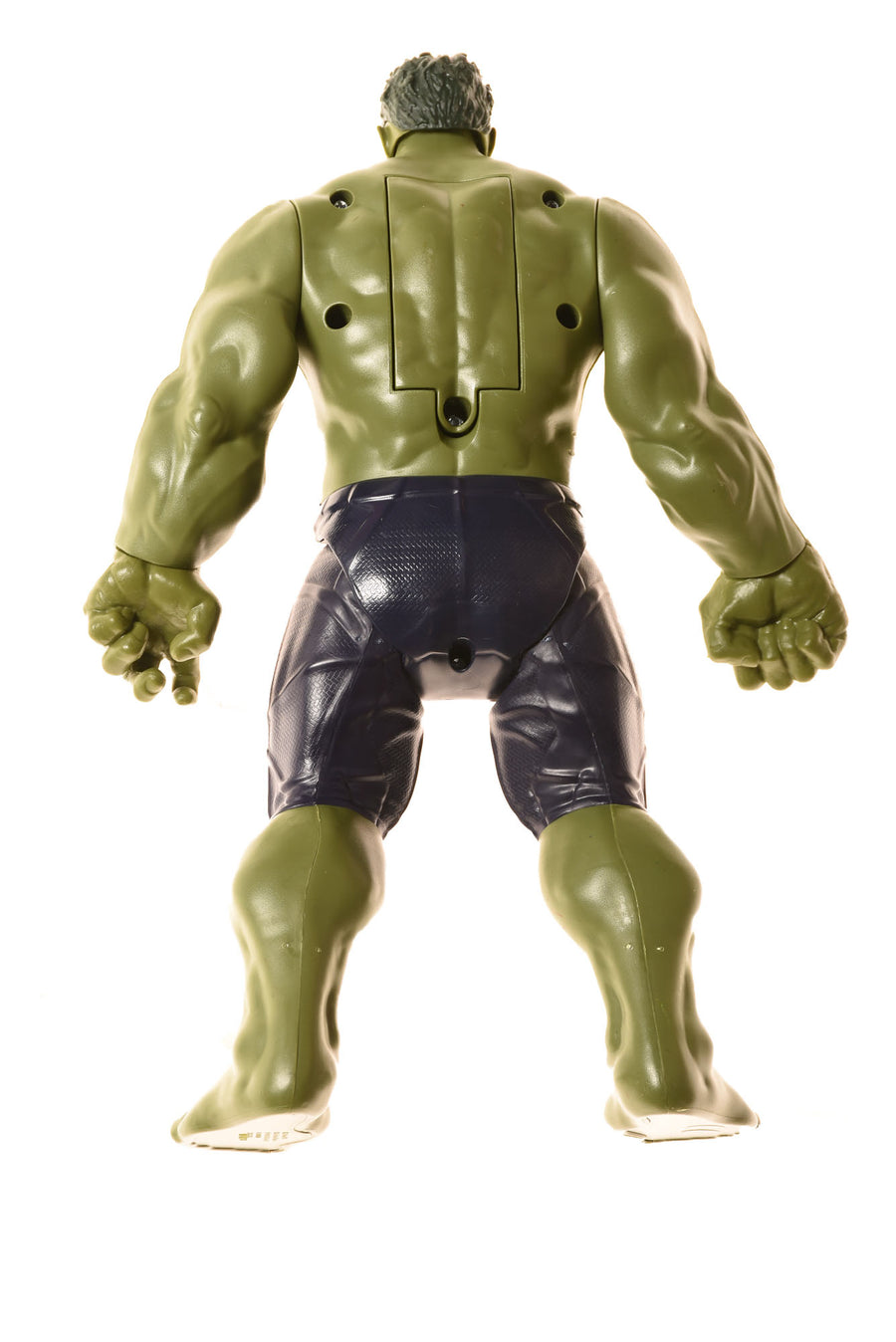 Hulk Action Figure By Hasbro