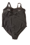 NEW Ava & Viv Women's Swimsuit 14 Black