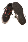 USED Fubu Men's Shoes 10 Black / Print