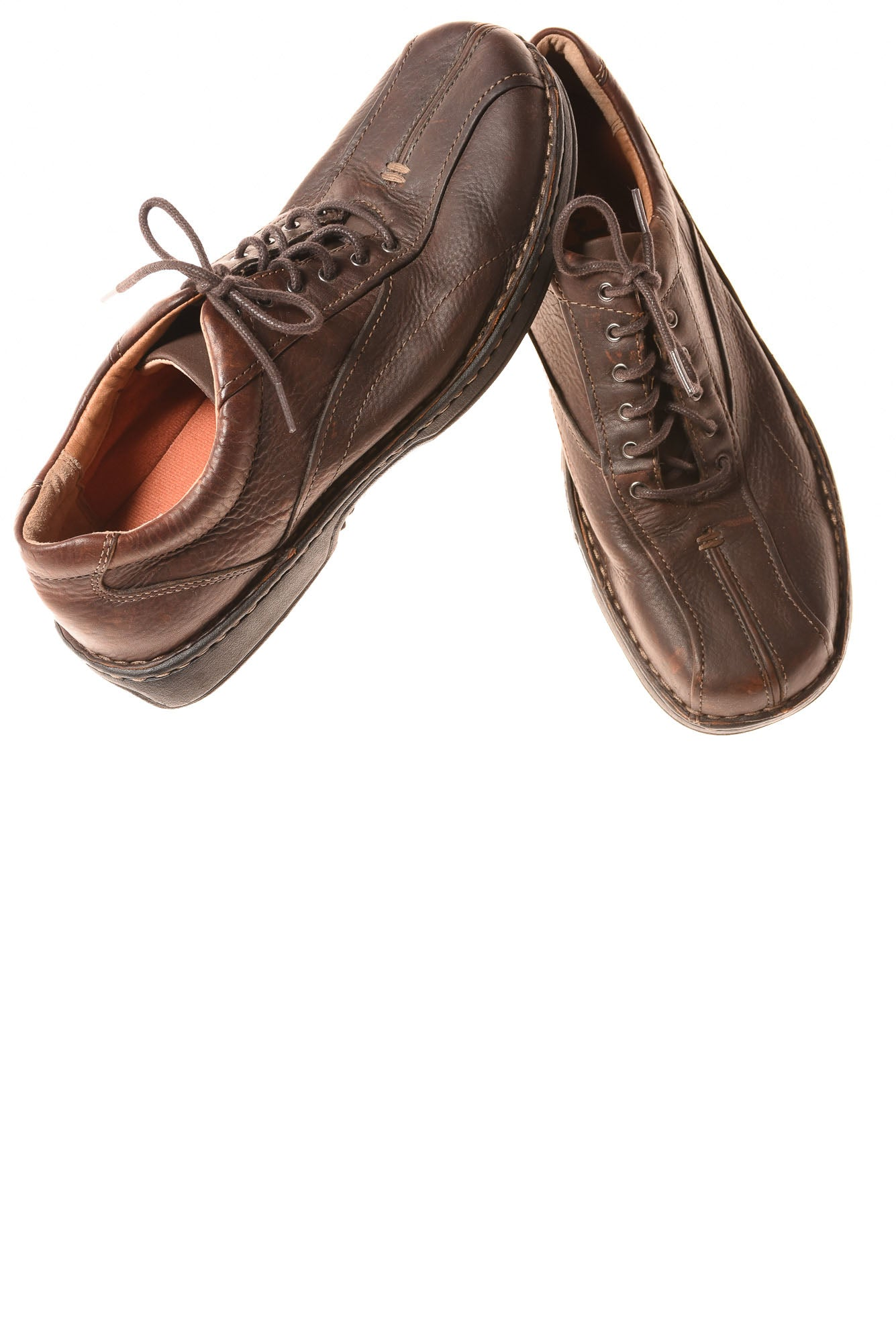 803009c7c4aee0 USED Clarks Men s Shoes 12 Brown - Village Discount Outlet