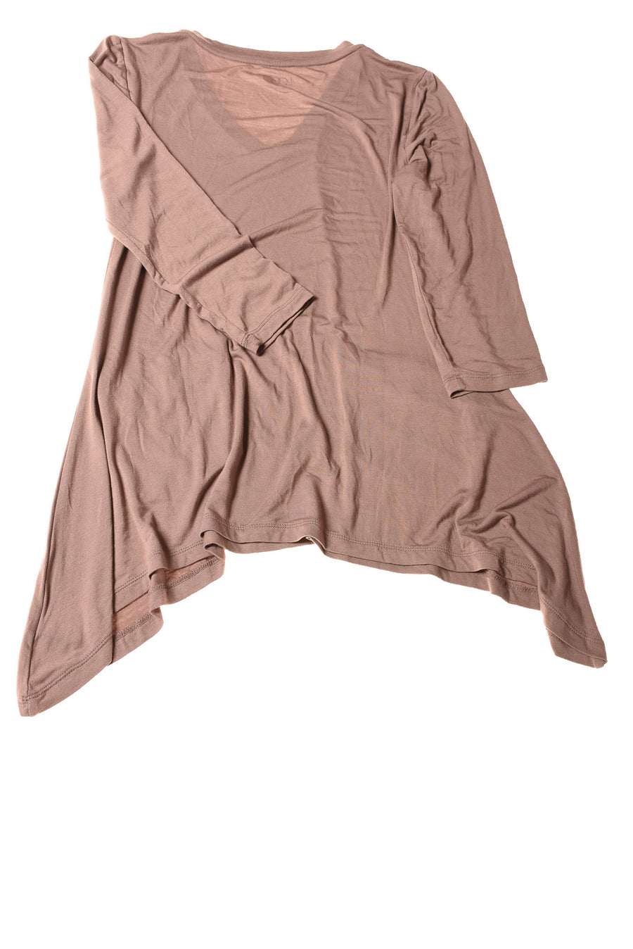 USED Logo Women's Top XX-Small Brown