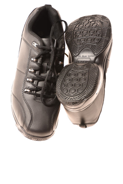 USED Fubu Men's Shoes 11 Black