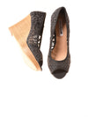 USED American Eagle Women's Shoes 7 Black