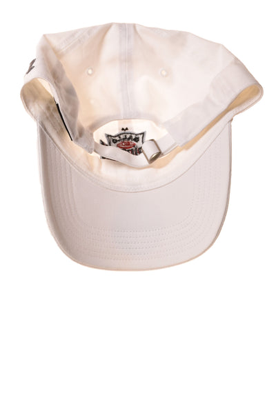 USED Under Armour Men's Ballcap One Size White