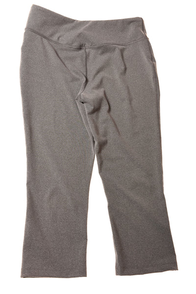 USED Eddie Bauer Women's Yoga Pants Small Gray