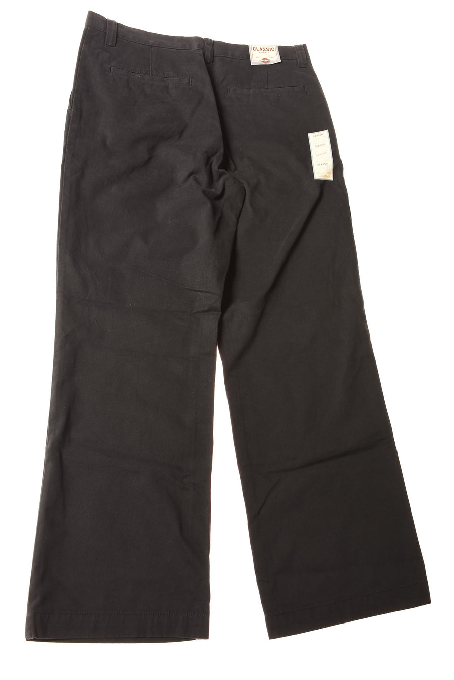 NEW Old Navy Men's Slacks 32x30 Black