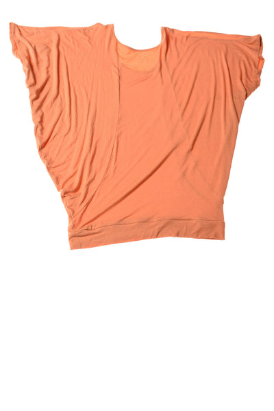 NEW Lord & Taylor Women's Petite Top Small Terracotta