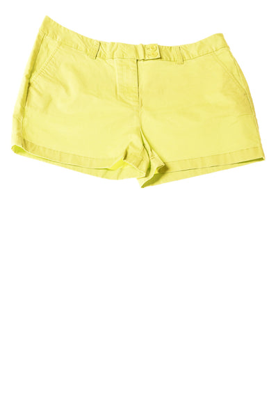 NEW Vineyard Vines Women's Shorts 12 Chartruese