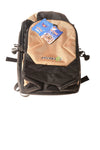 NEW DZYRE Back To School Bookbag N/A Black & Brown