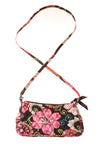 USED Vera Bradley Women's Handbag N/A Brown Print